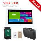 VPECKER WIFI OBD2 Diagnostic Tool Code Scanner V8.8 + Win10 Tablet + Keyboard