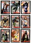 2016 Upper Deck Marvel Annual Gold Parallel Print You Pick the Card IN HAND
