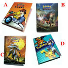 Pokemon Cards Album Book List  Collectors 120 Cards Capacity Holder 15 Pages UK