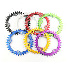 32T 34T 36T 104mm Bike Narrow Wide Single Speed Oval Circle Chainring Chain Ring