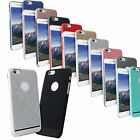 Shockproof Rubber TPU Rugged Matte Case Cover For iPhone 6 6s 6plus 6splus