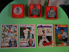 1985 Pete Rose Silver Cincinnati Reds Commemorative Key Chain with 4 Free Cards.