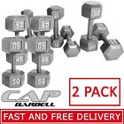 dumbbells 15 lbs - CAP Barbell Dumbbells Set of 2 Cast Iron Pair Weights Workout Fitness Home Gym