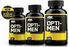 Optimum Nutrition Opti-Men Multivitamin 3 Key Sizes to choose from!