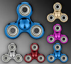 Fidget Finger Spinner Hand Focus Ultimate Spin Steel EDC Bearing Stress Toys UK