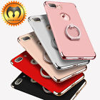 For iPhone 7 7Plus 6 6S Phone Case Skin Cover With 360° Finger Ring Stand Holder