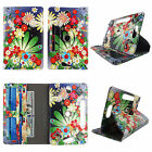 """For HP Slate S8-7600US 8"""" in Tablet Leather Slim Folio Stand ID Slots Cover We9"""