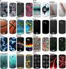 Any 1 Vinyl Decal/Skin for Samsung Galaxy S3 Mini Android - Buy 1 Get 2 Free!