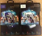 New LifeProof FRE Water Proof Hard Case for iPhone 6 (Doesn't Fit iPhone 6s)