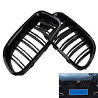 Gloss Black Look Front Grille Grill For 2011-2016 MW M5 F10/F11 520i 535i 550i