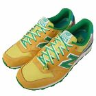 New Balance WR996DBA D Wide Yellow Green Suede Women Shoes Sneakers WR996DBAD