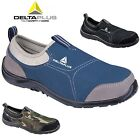 MENS S1P LIGHTWEIGHT STEEL TOE CAP SAFETY WORK TRAINERS SHOES BOOTS SIZE 6-13