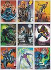 1992 SkyBox Marvel Masterpieces X-men Base Card You Pick Finish Your Set 1-100