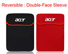 "Soft Sleeve Universal Case Bag Portable Pouch Cover for 15.6"" Acer Laptops"