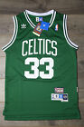 Larry Bird #33 Boston Celtics Retro Hardwood Classics Swingman Green Jersey NWT on eBay