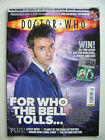 Doctor Who Magazine issue 408 For Who the Bell Tolls