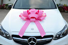 Big Car Bow | Magnetic Back, Vinyl, No Scratch | Huge Bow In Many Colors!