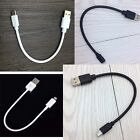Short 8pin 5pin USB  Sync Cable for phone 5s 6s Lightning micro usb samsung htc