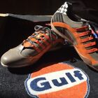 GRANDPRIX ORIGINALS Racing Sneaker grey`n orange