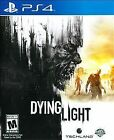 Dying Light Mint Condition! (Sony PlayStation 4, 2015)