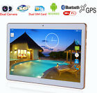 Octa-Core 10''4G+64G Android 5.1 Dual Sim Bluttooth Phone Pad Tablet PC Phablet1