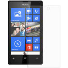 KRISTAL CLEAR SCREEN PROTECTOR GUARD SHIELD LCD FILM FOR NOKIA LUMIA PHONES