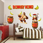 Donkey Kong Mario Wall Decal Stickers Game Bedroom Wall M...