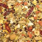 Parrot Food Higgins Sunburst mix , Grey Amazon Cockatoo Parrot Macaw Fruit, Nuts