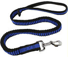 Nylon Cord Bungee Stretch Dog and Pet Leash with Comfort Handle by bogo Brands