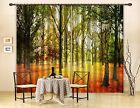 3D Forest 723 Blockout Photo Curtain Printing Curtains Drapes Fabric Window CA