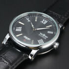 Men's Automatic Mechanical Stainless Steel Wrist Watch Day Calendar Luxury Gift