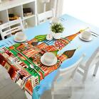 3D House 749 Tablecloth Table Cover Cloth Birthday Party Event AJ WALLPAPER CA