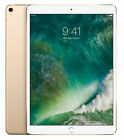 "NEW APPLE iPAD PRO 512GB 10.5"" GOLD Wi-Fi CELLULAR UNLOCKED WORLDWIDE GSM VZW"