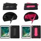 "2-Layer V Stand Cover Protector Case For APPLE iPad 2017 2018 9.7"" (8th 9th Gen)"