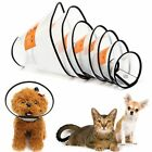 Cat Wound Healing Protection Cover Cone Shape Pet Protective Collar Anti-Bite