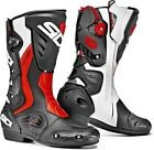 Motorcycle Boots SIDI ROARR black red