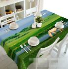 3D Grassland 74Tablecloth Table Cover Cloth Birthday Party Event AJ WALLPAPER CA