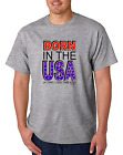 Bayside Made USA T-shirt Born In The USA A Long Long Time Ago Birthday