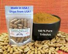 Tribulus Terrestris 95 % Saponins 800 mg Caps Muscle Testosterone Bodybuilding $12.99 USD on eBay