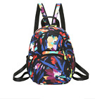 New Women Girls Cute Mini Waterproof Casual Lightweight Canvas Backpack handbag