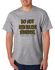 Bayside Made USA T-shirt Do Not Read The Next Sentence You Rebel I like you