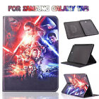 2016 NEW Star Wars PU Leather Cover Smart Case with Stand for Samsung Galaxy Tab $12.98 AUD