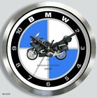 BMW R1150RT MOTORCYCLE METAL WALL CLOCK choice of colors