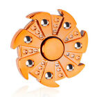 Colorful Wheel Hand Spinner Bearing Fidget Finger ADHD Autism Kids/Adults Toy