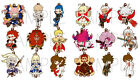 Fate / Grand Order Fate / EXTELLA Anime Rubber Strap Keychain Charm Movic Ver