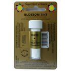 5 x Sugarflair White Edible Blossom Tints Cake Food Colour Colouring Dust Powder