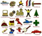 Cub Scouts of America -  Webelos Activity Achievement Pins -  Your Choice