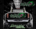 TRUCK TAILGATE HOOD WINDOW JEEP HARLEY GRAPHICS DECALS 'SNITCHES GET STITCHES'