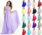 Long Formal Evening Prom Party Dress Bridesmaid Dresses Ball Gown Cocktail 6-20+