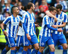 BRIGHTON HOVE ALBION 2017 PROMOTION 02 (FOOTBALL) PHOTO PRINTS AND MUGS